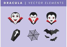 Dracula Vector Gratis
