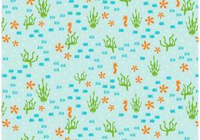 Onder het Sea Repeat Pattern
