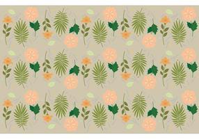 Bloemen Vector Patroon