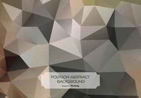 Abstracte Polygoon Stijl Achtergrond