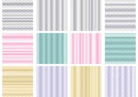 Wall tapestry patroon vectoren