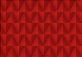 Maroon Driehoek Achtergrond Vector