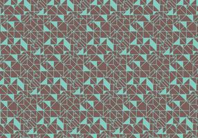 Deco Abstract Patroon Achtergrond Vector