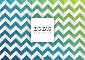Gratis Abstracte Zig Zag Vector Achtergrond