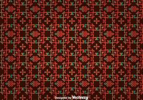 Kleurrijke Etnische Ornament Wall Tapestry