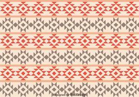 Azteek Geometrisch Patroon vector