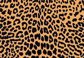 Gratis Leopard Print Vector