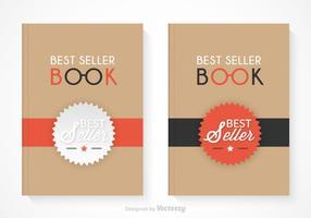 Gratis Bestseller Boek Vector