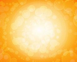 Gratis Glanzende Zon Vector