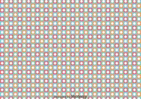 Punt patroon vector