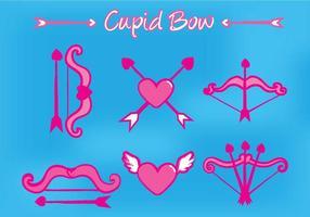 Cupido Bow Vectors
