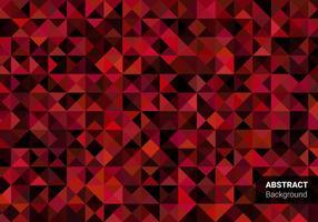 Gratis Abstracte Triangle Vector