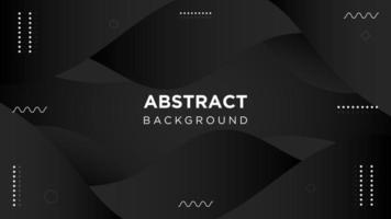 donkere beweging abstracte bochtige achtergrond vector
