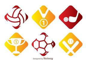 Sport Vector Pictogrammen