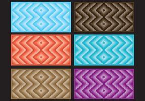 Gradient tapijt vectoren
