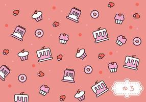 Free Bake Sale Pattern # 3 vector