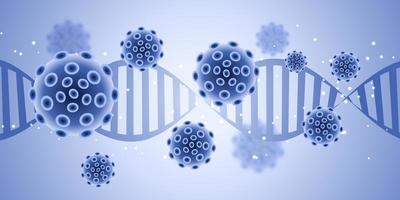 covid 19 wereldwijde pandemie vector