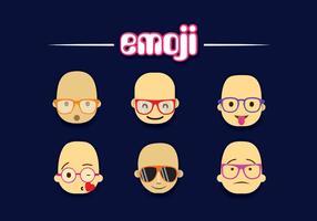 Creatieve Emoji vector
