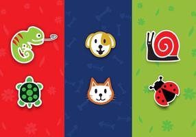 Animatie Kleurrijke iconen