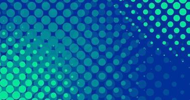 abstract gelaagde kleurovergang dot stijl achtergrond