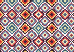 Inheems-Amerikaans Naadloos Patroon vector