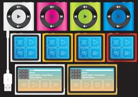Compact mp3-spelers