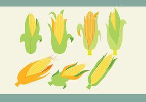 Oor Corn Corners vector