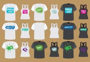 Grunge shirts