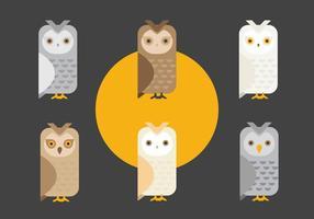 GRATIS BARN OWL VECTOR
