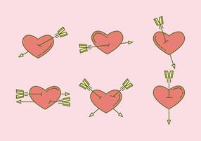 Gratis Heart Vector Pictogrammen # 6