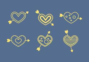 Gratis Heart Vector Pictogrammen # 5