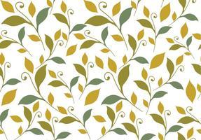 Bloemen naadloze patroon achtergrond vector