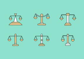 Gratis Law Office Vector Pictogrammen # 3