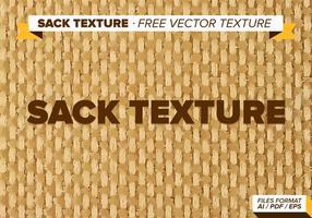 Zak Textuur Gratis Vector Textuur