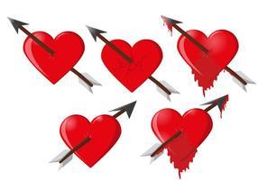 Liefde icoon vectoren