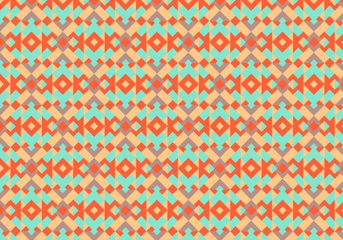 Native American mönster bakgrund vektor