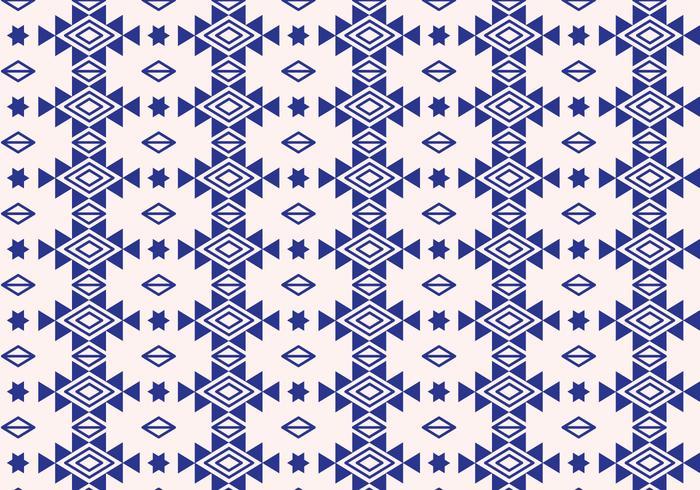 Native abstrakte Muster Hintergrund vektor