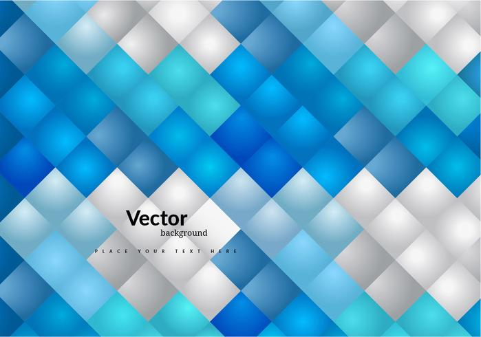 Vacker sömlös mosaikmönster vektor