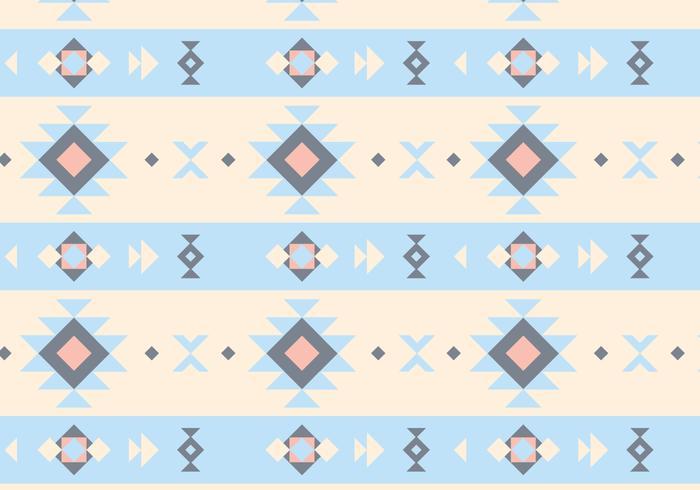 Native Abstract Pattern Vektor