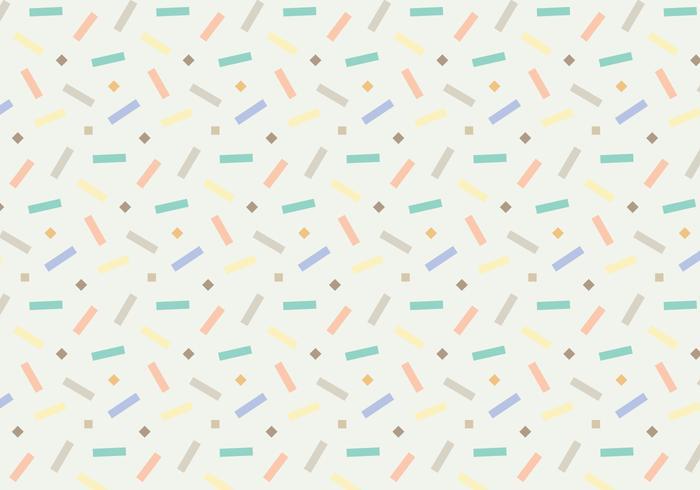 Abstraktes lineares Muster vektor
