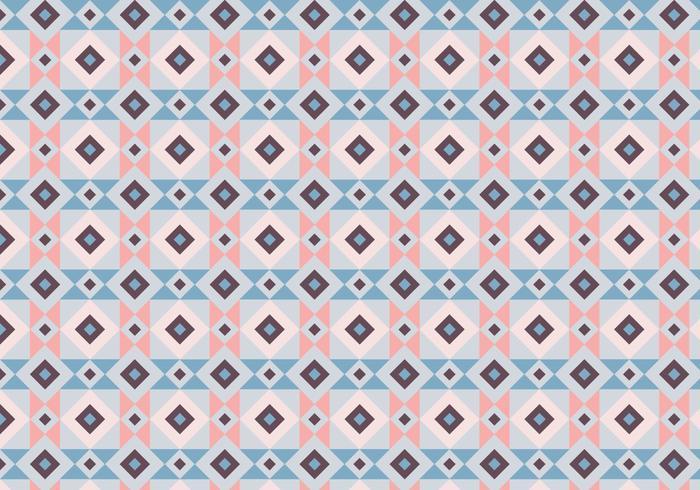 Fliesen Abstraktes Muster vektor