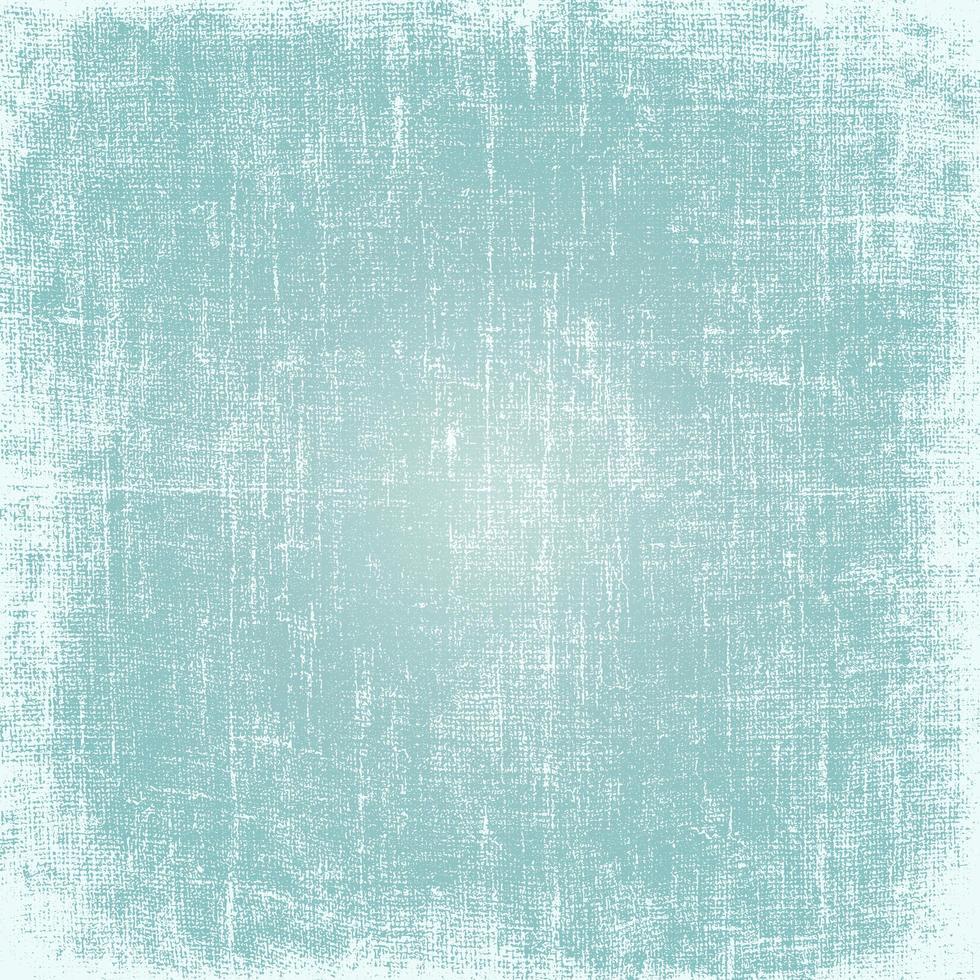 blaue und weiße Leinenstruktur im Grunge-Stil vektor