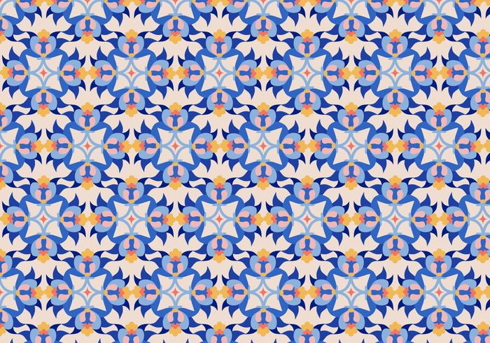 Blomplattor vektor