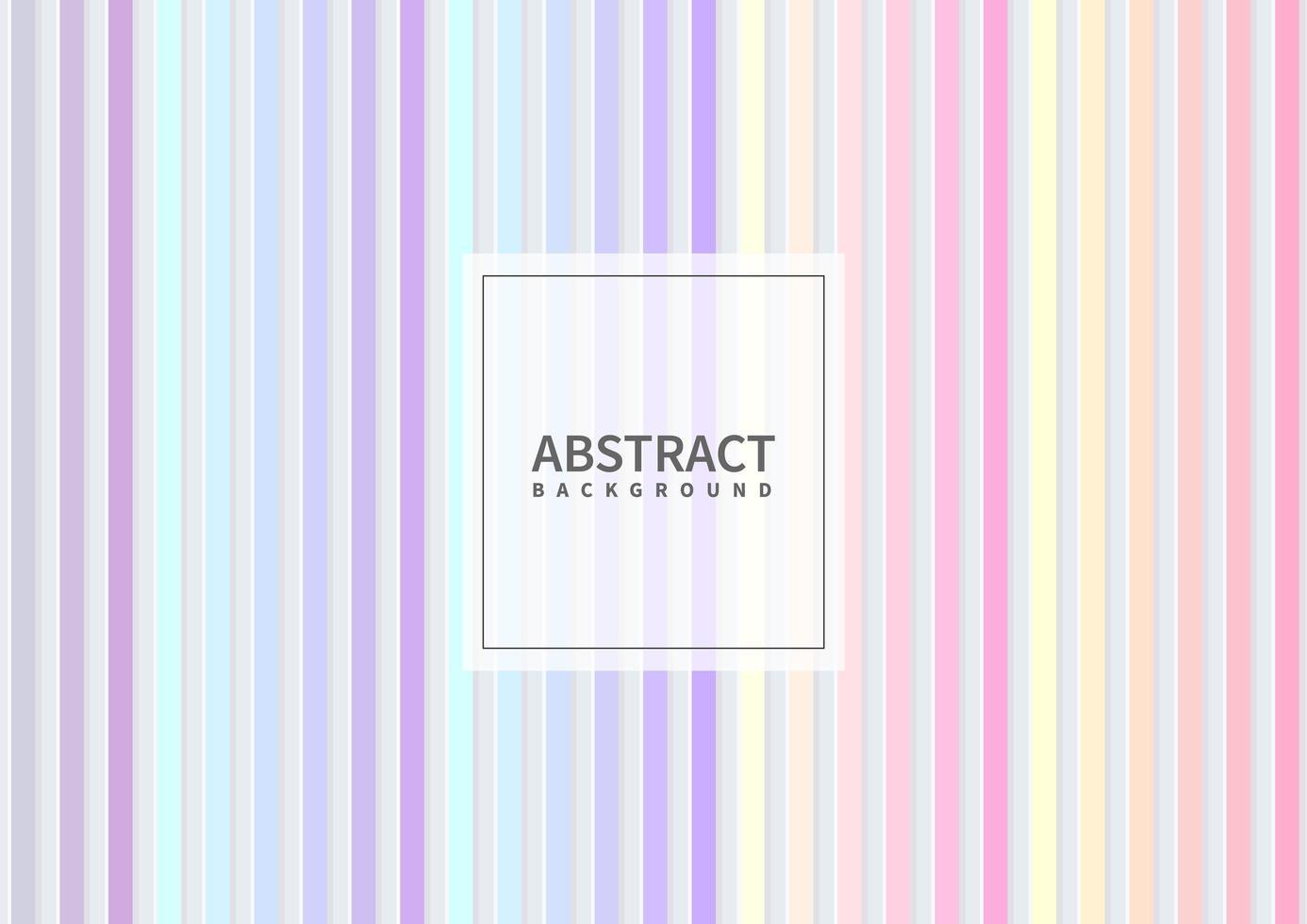 abstraktes vertikales Pastelllinienmuster vektor