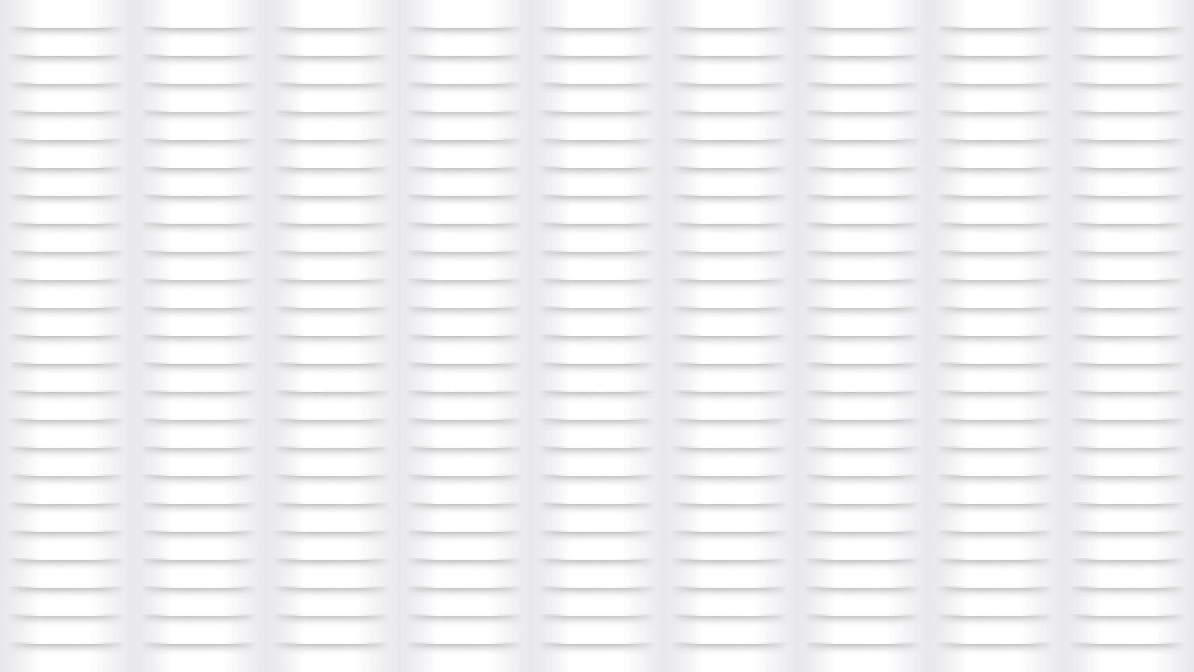 weiße und graue gestapelte Rechteckspaltenstruktur vektor
