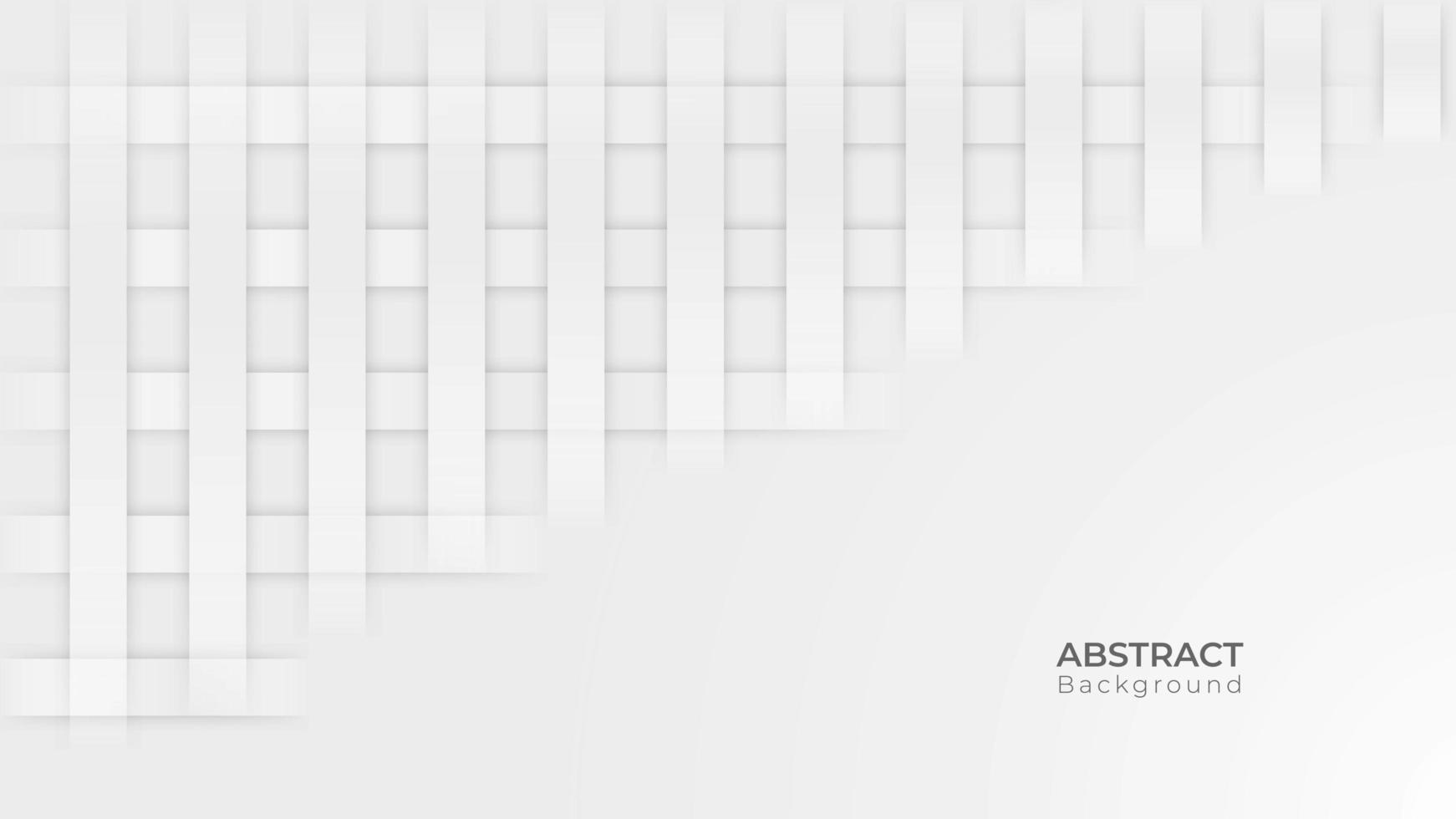 blekta grå och vit korsade remsor konsistens vektor