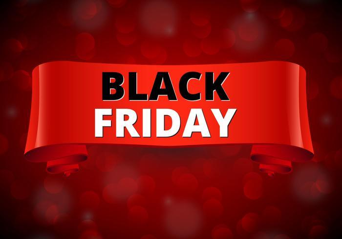 Free Black Friday Vektor
