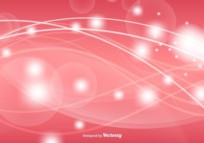 Vector Pink Zusammenfassung Hintergrund
