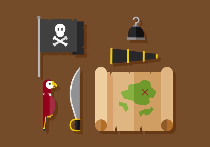 Vektor pirater