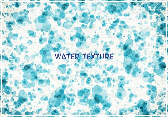 Gratis vattenfärg Vector Texture